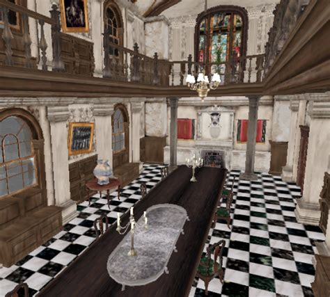 mansion dining room inside mansions dining room images