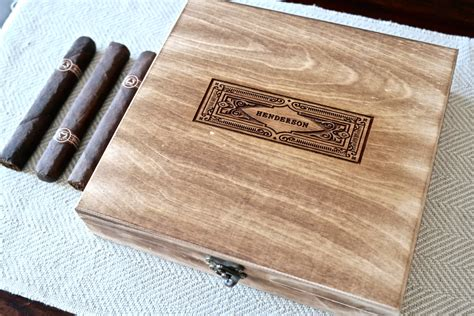 personalized gifts groomsmen gift personalized cigar boxes personalized gift