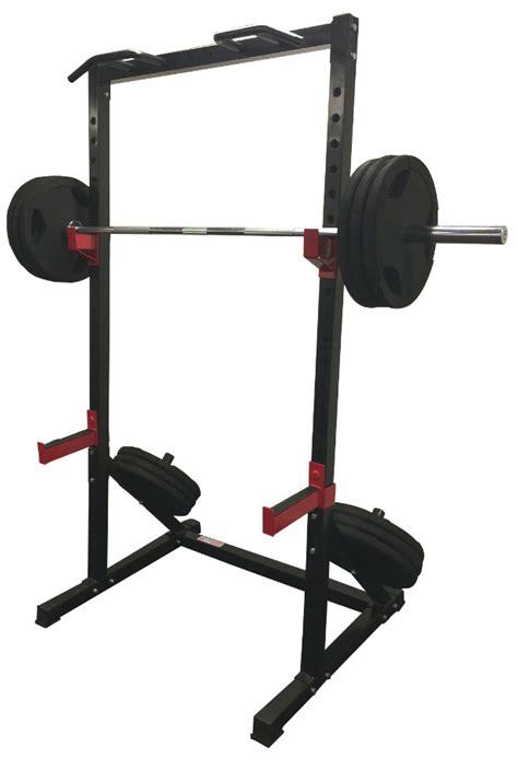 Half Rack Fitness by Revolution Half Rack Southside Fitness