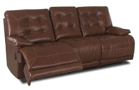 klaussner replay reclining sofa