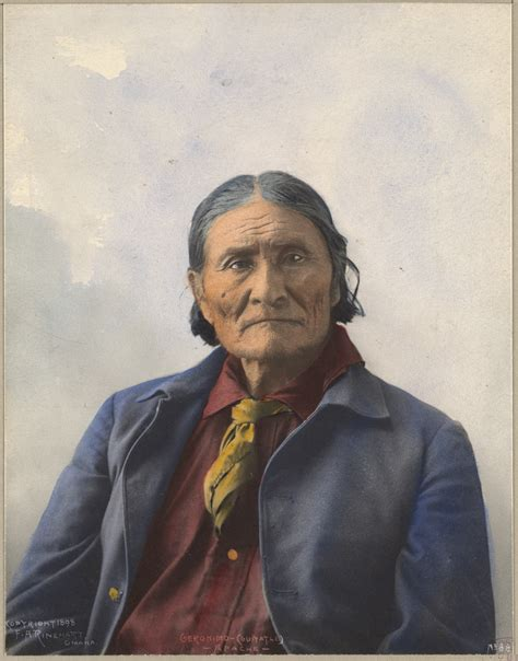 7 Things You May Not About by 7 Things You May Not About Geronimo History