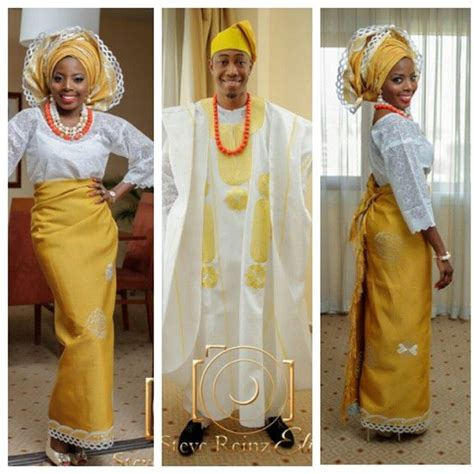 yoruba iro and buba style with lace and picture 78 best images about gold and white aso oke on pinterest