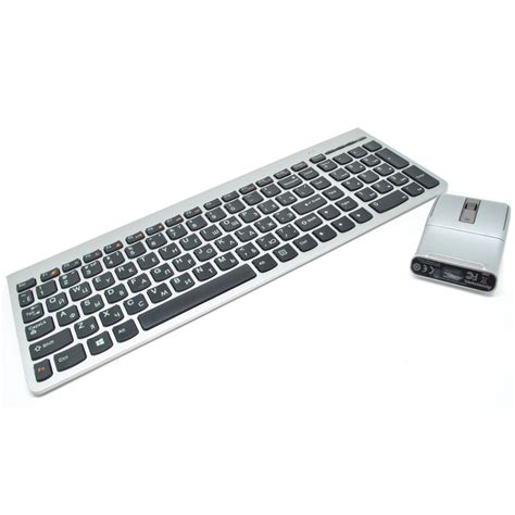 Keyboard Wireless Surabaya lenovo ultraslim plus wireless keyboard and mouse n70 lang