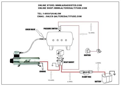wiring diagrams for viair air compressor industrial air