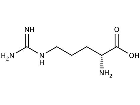 Glentham Life Sciences | GM7267 - D-Arginine (157-06-2) L Arginine Structure