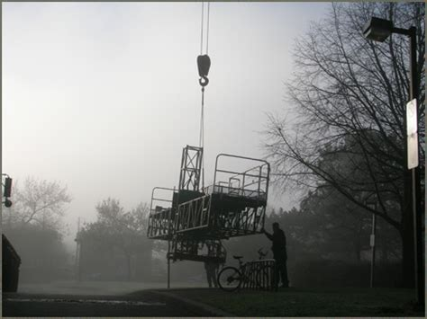 swing stage setup swing stage equipment rentals pictures