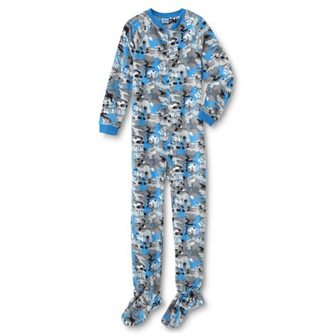 Boys Footed Sleepers by Boys Footed Pajamas Kmart