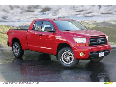 Toyota Tundra Trd For Sale 2011 Toyota Tundra Trd Rock Warrior Cab 4x4 In
