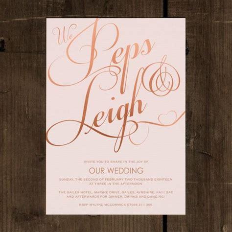 gold and wedding invitations uk classic wedding invitation set on luxury card