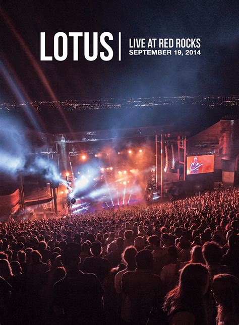 lotus rocks 2014 lotus to release concert next week of