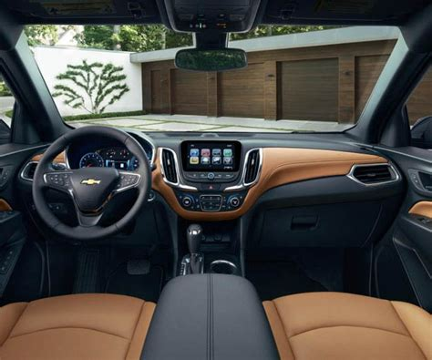 chevrolet equinox 2017 interior 2017 chevy equinox debuted release date specified
