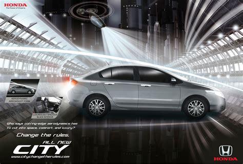 Honda Ad by Honda Print Advert By Dentsu Change The 6 Ads Of