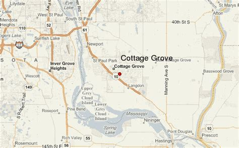 cottage grove location guide