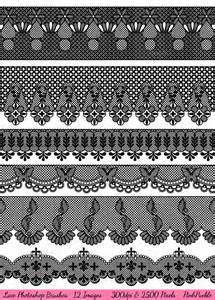 lace templates for photoshop lace photoshop brushes brushes on creative market