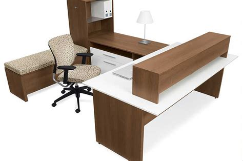 Global Reception Desk Modular Desks Officemakers