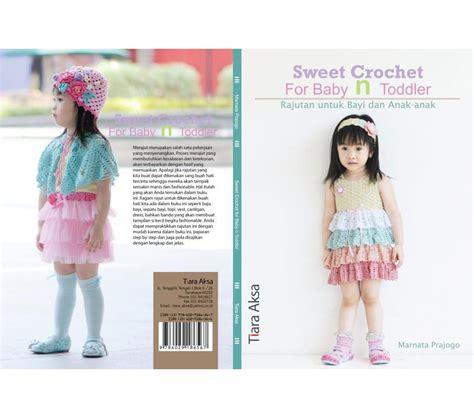 Buku Baby buku sweet crochet for baby n toddler crafts