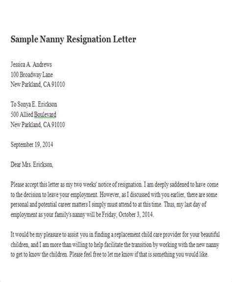 Resignation Letter Just After Joining 65 Sle Resignation Letters