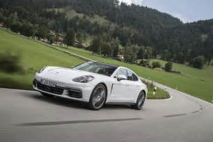 Porsche Photos Review 2017 Porsche Panamera Wired