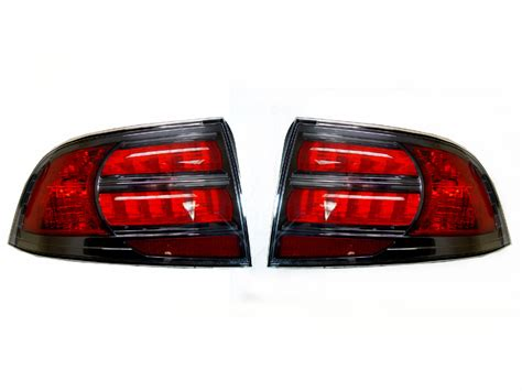 Acura Tl Lights by 2004 2008 Acura Tl Depo Type S Style Rear Light Cover Set