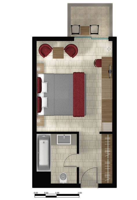 layout quarto hotel typical w hotel guestroom plans google search houses