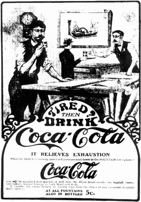 Pembertons Wine Coca Coca Cola Do You Drink Coke by How A Wine And Cocaine Cocktail Became Coca Cola