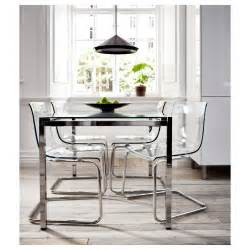 Glass Kitchen Tables And Chairs Kitchen Chairs