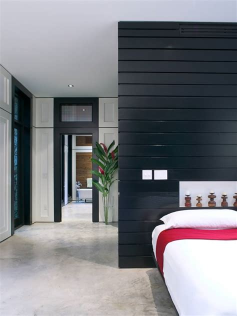 black and white modern bedroom 25 black bedroom designs decorating ideas design