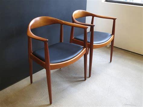 hans wegner dining chair hans wegner set of eight back dining chairs in