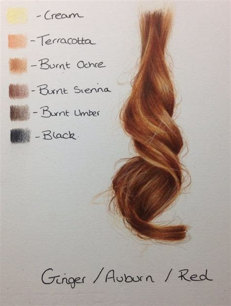 colored pencil hair 25 best ideas about color pencil on