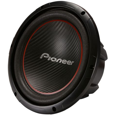 Speaker Mobil Pioneer pioneer ts w254r 10 quot 1100w mobile audio subwoofer 4 ohm