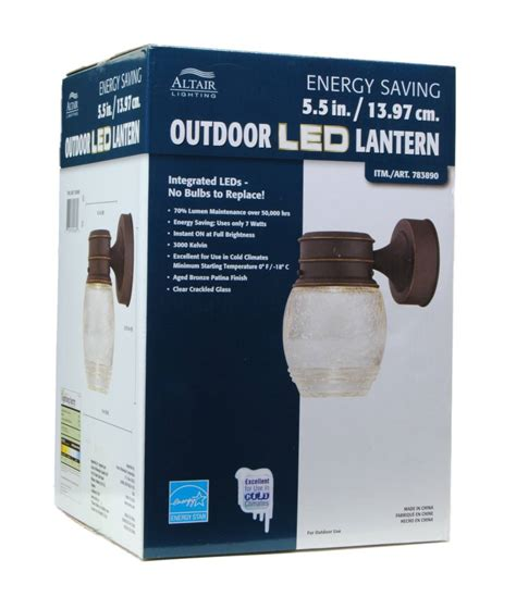 altair outdoor led coach light altair lighting outdoor led lilianduval
