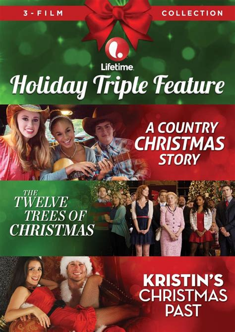 lifetime holiday triple feature a country christmas story