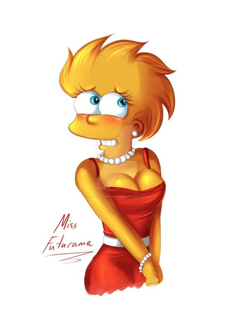 simpsons by missfuturama on deviantart confused by missfuturama on deviantart