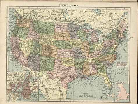 atlas map of the united states kingsley quijada united states of america