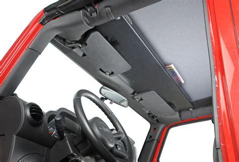 jeep wrangler overhead storage misch 4x4 jsjk150p overhead shelf for 07 17 jeep 174 wrangler