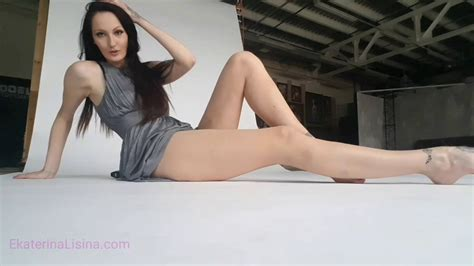longest female aria in the world ekaterina lisina the woman with longest legs in the