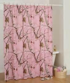 Camo Shower Curtains Realtree Ap Pink Bath Camo Shower Curtain Bathroom Accessories Camouflage Decor Ebay