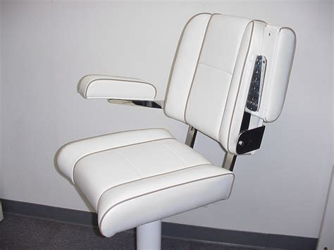 folding boat seat with armrests seafurniture