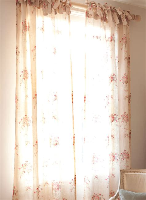 curtain bows isobella curtains with bow tops kate forman