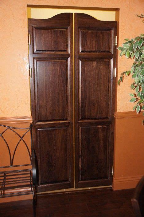 Swing Door - colonial length swinging cafe doors interior doors