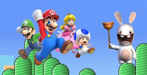 Murah Mario Rabbids Kingdom Battle Nintendo Switch new details about the nintendo switch mario rabbids