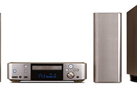 denon   home theater system uncrate
