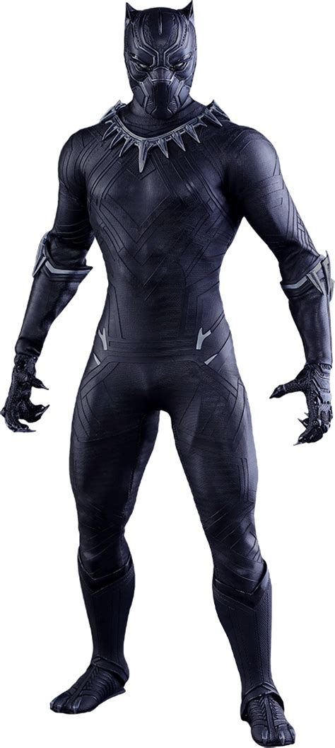 figure black panther marvel black panther sixth scale figure by toys