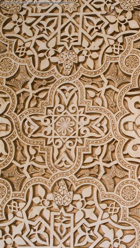 arab pattern wallpaper arabic pattern alhambra texture wallpaper iphone 5 640