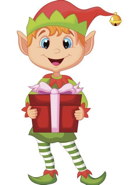 elves animation community centers gets visits from santa s elves