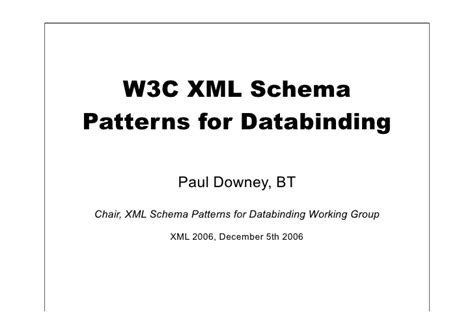 xml date pattern value xml schema patterns for databinding