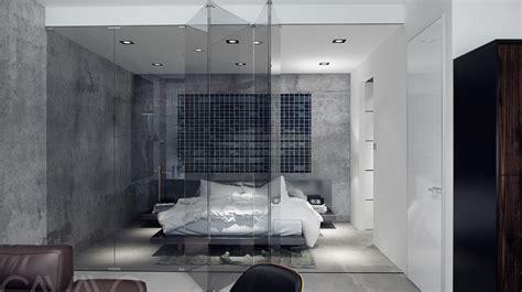 concrete home office interior design ideas concrete walls interior design ideas