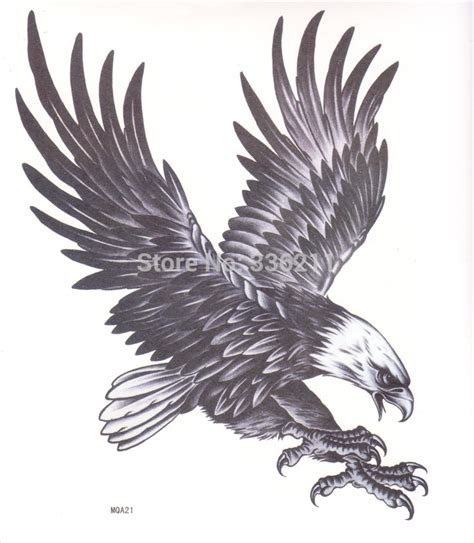 tattoo eagle drawing popular eagle tattoos designs buy cheap eagle tattoos