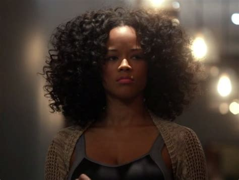 what kind of hair does tiana from empire have in tiana empire tv show serayah mcneill tiana empire