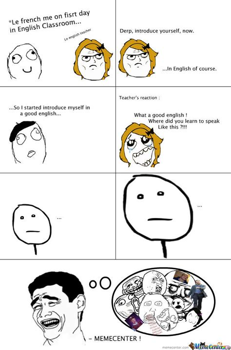 Rage Comic Meme - you helped me with your memes and ragecomics by oliks